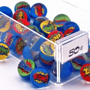 Superhero Bounce Balls