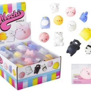 "Mochi Squeeze Animals - 1.5"""