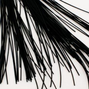 Glow Stick Lanyards - Black