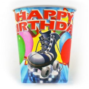 Skate Party 9oz Cups