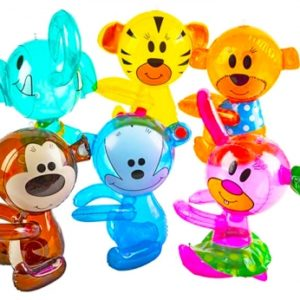 Hug Me Inflate -Zoo Animals